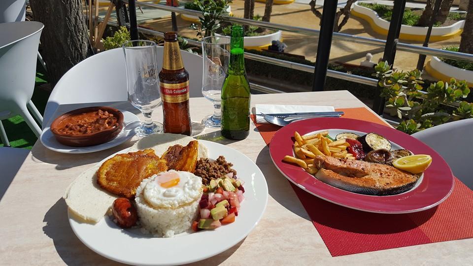 Restaurante Colombiano en Benidorm