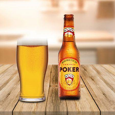 Cerveza Poker en Benidorm