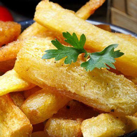Yuca frita en Benidorm, restaurante colombiano en Benidorm
